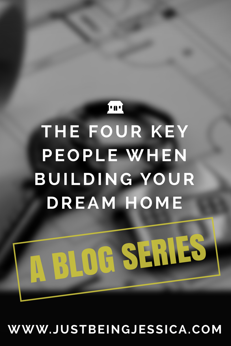 Building a dream home is hard. Pennslyvania Blogger Just Being Jessica is sharing the 4 key people that you need when buiding a dream home HERE!