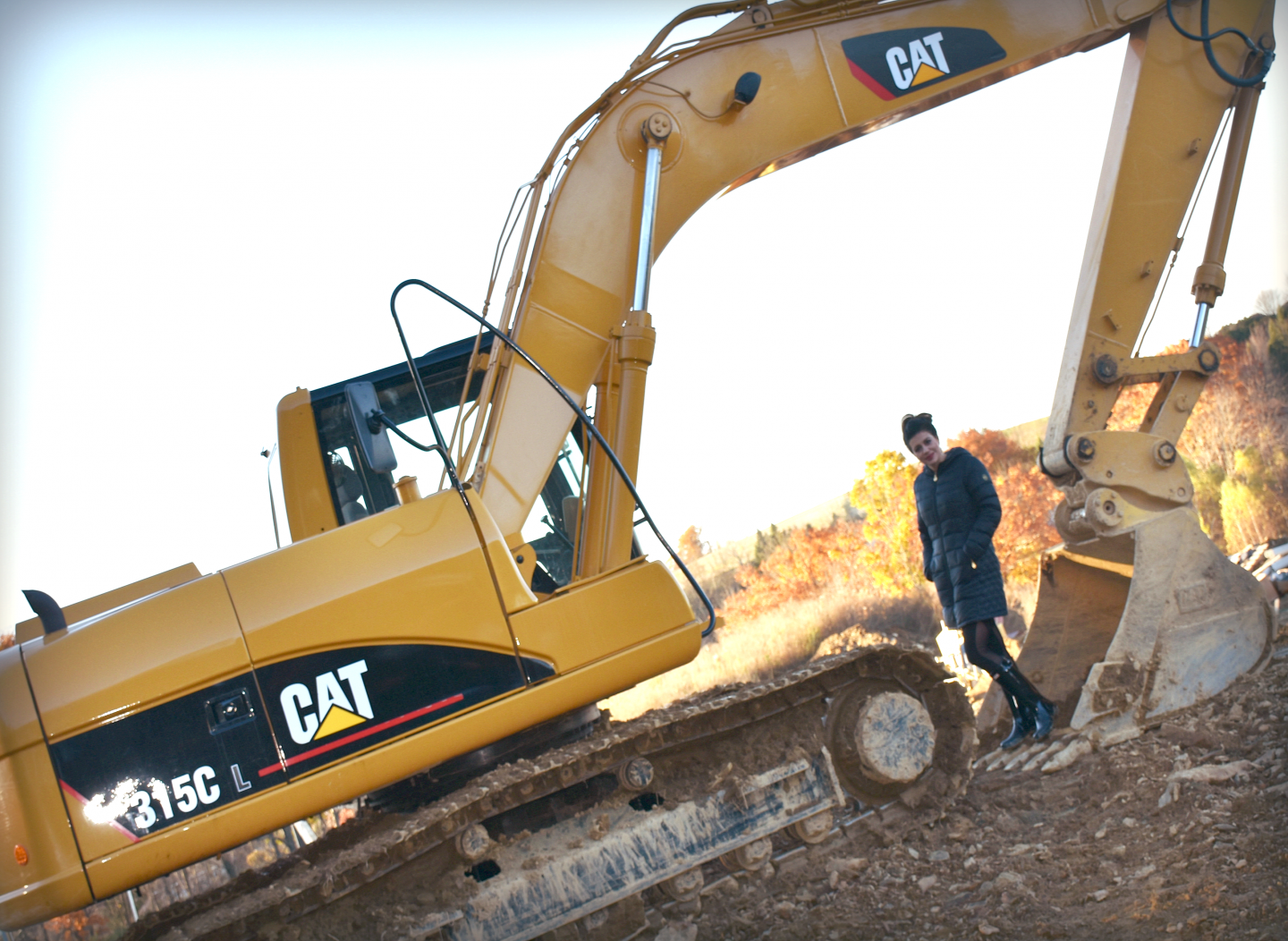 A BLOG SERIES – PART 2 – THE EXCAVATOR