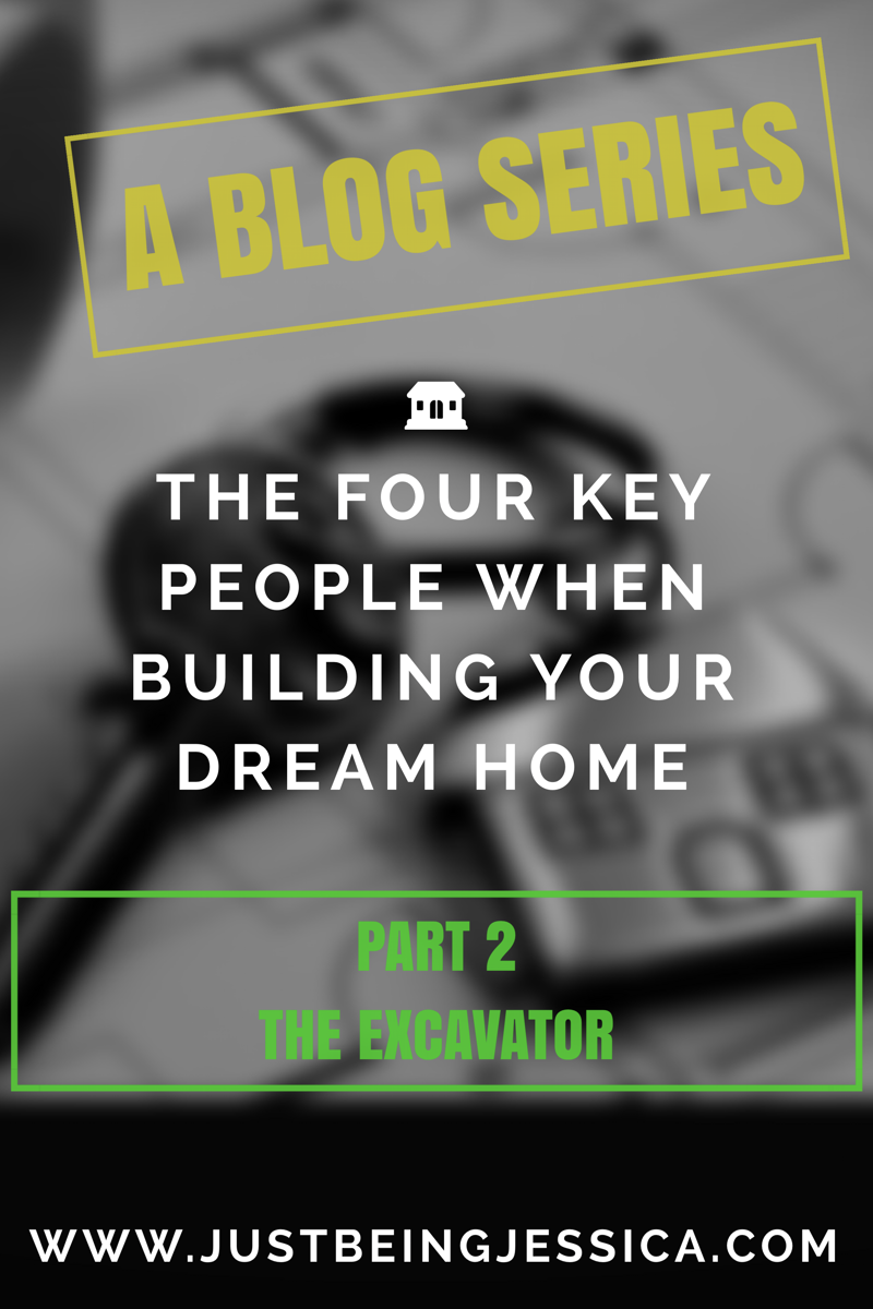 Building a new house? What happens next? See how Pennslyvania Blogger Just Being Jessica walks you through the process of building a new house here!