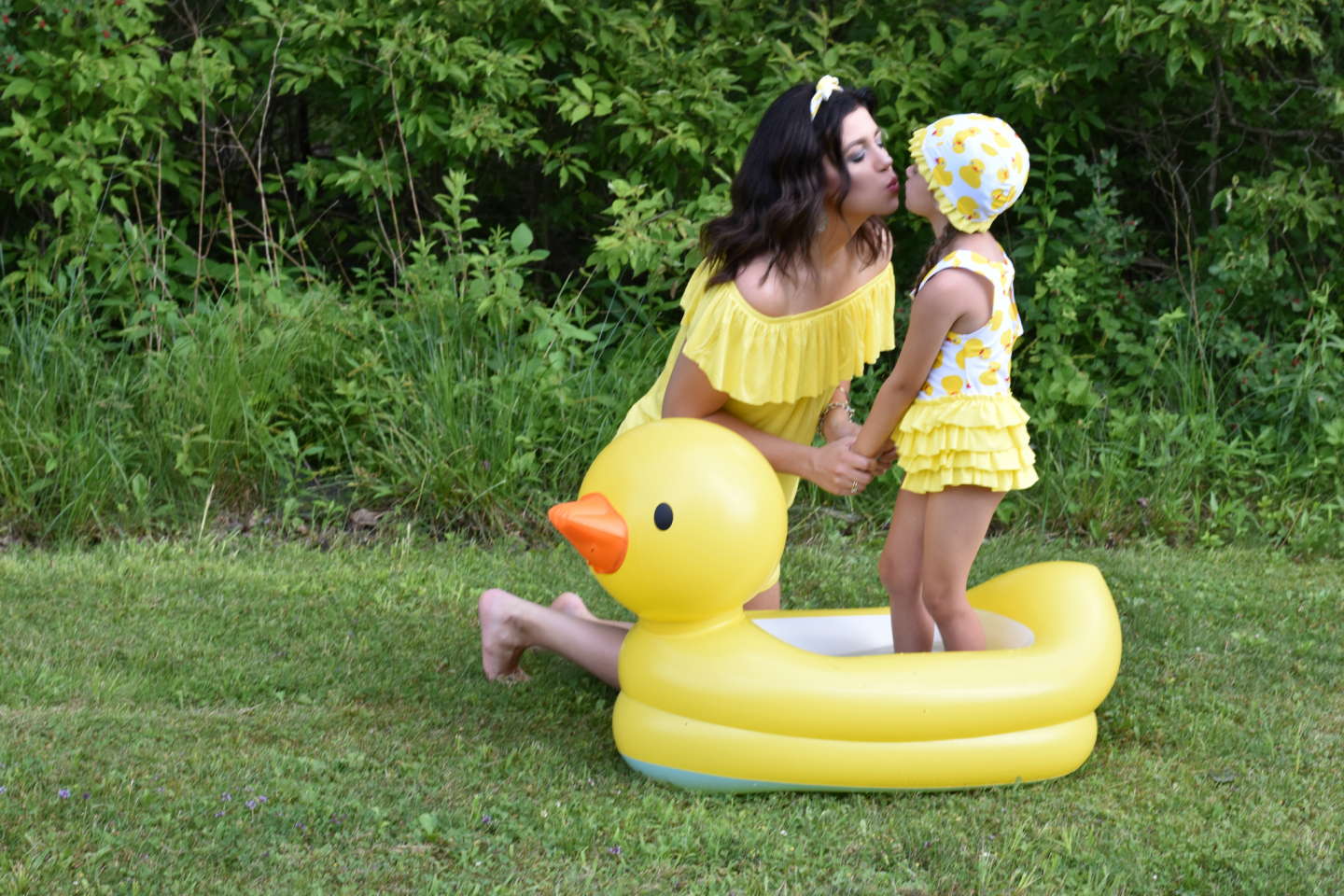 RUBBER DUCKY– You're the ONE!  You make SUMMERTIME lots of fun!