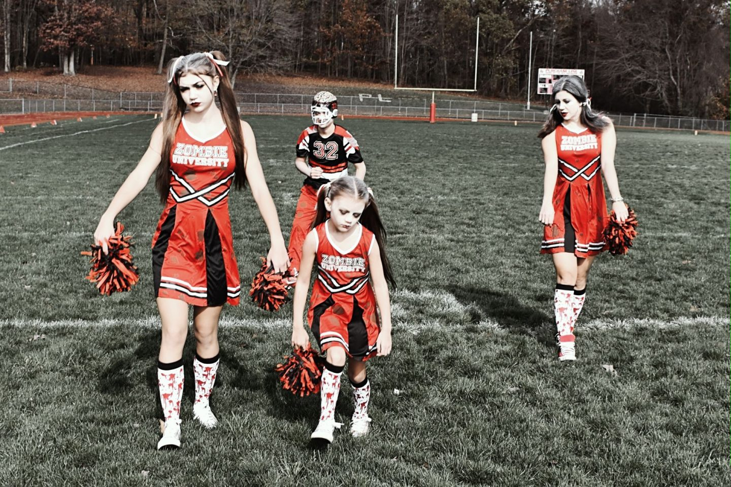 Best Zombie Family Halloween Costumes